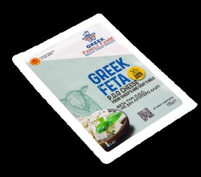Family Farm Greek Feta Pdo Less Salt (1)