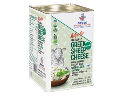 Family Farm Organic Cheese Feta With Herbs 14 Kg Removebg Preview